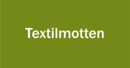 Mengenempfehlung und Anleitung bei Textilmotten